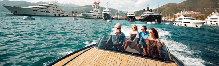 Rent a yacht in Montenegro – 6 mistakes to avoid